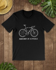 Anatomy Of A Bicycle Classic T-Shirt lifestyle-mens-crewneck-front-18