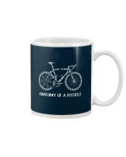 Anatomy Of A Bicycle Mug thumbnail