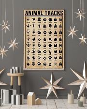 Animal Tracks Hunting 16x24 Poster lifestyle-holiday-poster-1