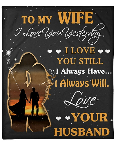 I Loved You Yesterday Husband To Wife