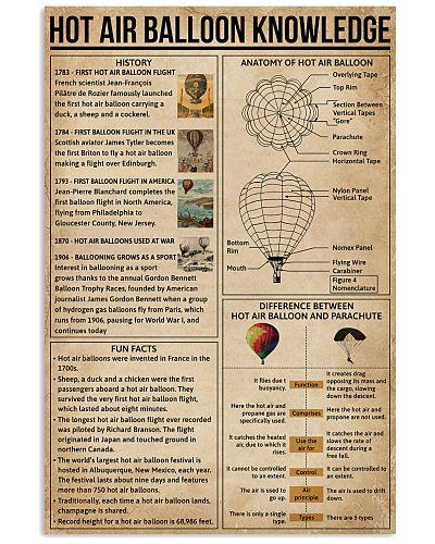 Hot Air Balloon Knowledge