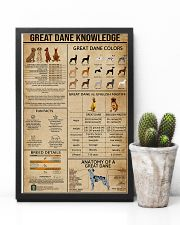 Great Dane Knowledge 11x17 Poster lifestyle-poster-8