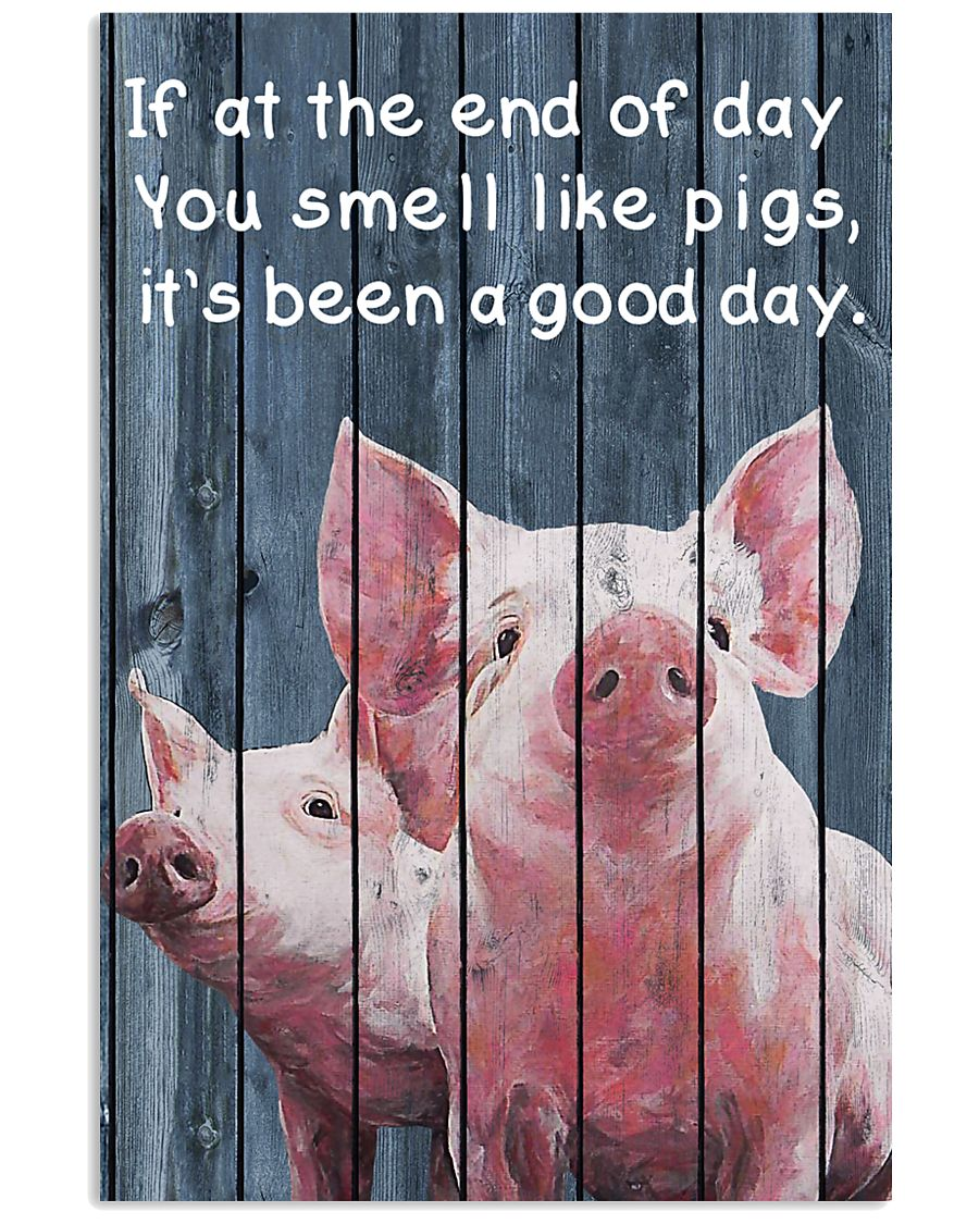 You Smell Like Pigs 11x17 Poster
