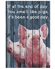 You Smell Like Pigs 11x17 Poster front