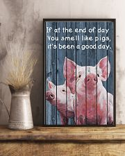 You Smell Like Pigs 11x17 Poster lifestyle-poster-3