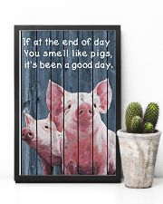 You Smell Like Pigs 11x17 Poster lifestyle-poster-8