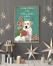 A House Without Labrador Retriever 11x17 Poster lifestyle-holiday-poster-1