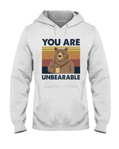 You Are Unbearable Bear