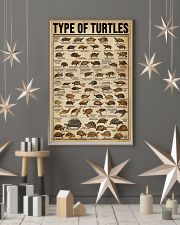 Type Of Turtles 16x24 Poster lifestyle-holiday-poster-1