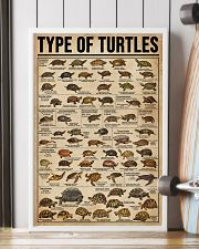 Type Of Turtles 16x24 Poster lifestyle-poster-4