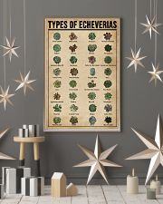 Types Of Echeveria Succulents 11x17 Poster lifestyle-holiday-poster-1