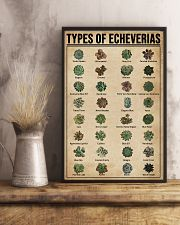 Types Of Echeveria Succulents 11x17 Poster lifestyle-poster-3