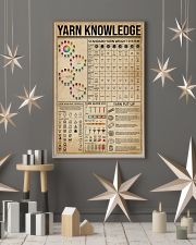 Yarn Knowledge Sewing 16x24 Poster lifestyle-holiday-poster-1