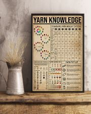 Yarn Knowledge Sewing 16x24 Poster lifestyle-poster-3