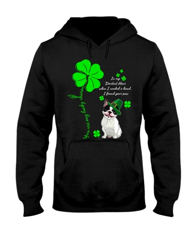 You're My Lucky Charm French Bulldog