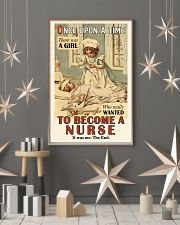 Once Upon A Time Become A Nurse 16x24 Poster lifestyle-holiday-poster-1