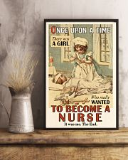 Once Upon A Time Become A Nurse 16x24 Poster lifestyle-poster-3