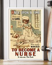 Once Upon A Time Become A Nurse 16x24 Poster lifestyle-poster-4