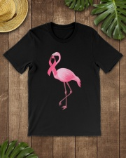 Flamingo Breast Cancer - On Sale Classic T-Shirt lifestyle-mens-crewneck-front-18