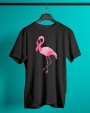 Flamingo Breast Cancer - On Sale Classic T-Shirt lifestyle-mens-crewneck-front-3