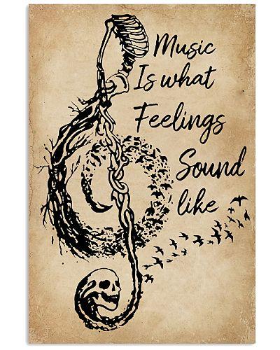 What Feelings Sound Like Skull