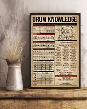 Drum Knowledge 16x24 Poster lifestyle-poster-3