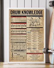 Drum Knowledge 16x24 Poster lifestyle-poster-4