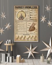 Farrier Knowledge 11x17 Poster lifestyle-holiday-poster-1