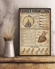 Farrier Knowledge 11x17 Poster lifestyle-poster-3