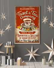 Personalized Tarot Tea Company 16x24 Poster lifestyle-holiday-poster-1