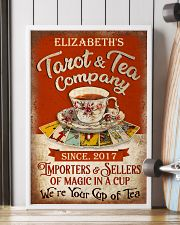 Personalized Tarot Tea Company 16x24 Poster lifestyle-poster-4