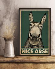 Green Nice Arse Donkey 16x24 Poster lifestyle-poster-3