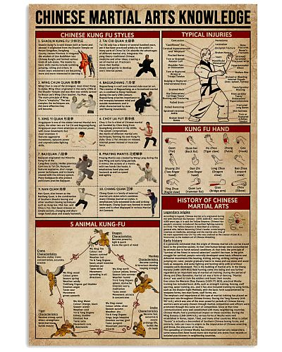 Chinese Martial Arts Knowledge