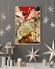 And Into The Mountain Skiing 16x24 Poster lifestyle-holiday-poster-1