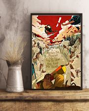 And Into The Mountain Skiing 16x24 Poster lifestyle-poster-3