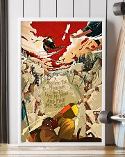 And Into The Mountain Skiing 16x24 Poster lifestyle-poster-4