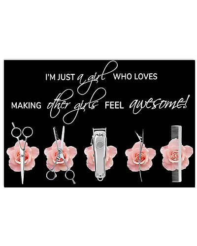 Who Loves Making Other Girls Hairstylist