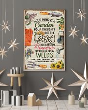 Pallet Your Mind Is A Garden  11x17 Poster lifestyle-holiday-poster-1