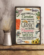Pallet Your Mind Is A Garden  11x17 Poster lifestyle-poster-3
