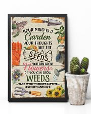 Pallet Your Mind Is A Garden  11x17 Poster lifestyle-poster-8