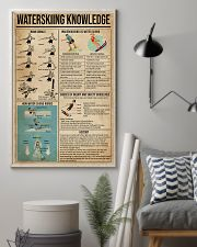 Waterskiing Knowledge 16x24 Poster lifestyle-poster-1