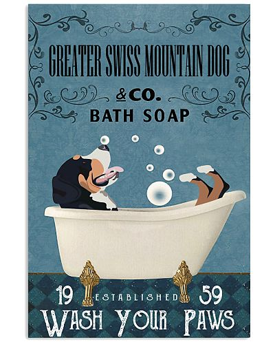 Bath Soap Company Greater Swiss Mountain Dog
