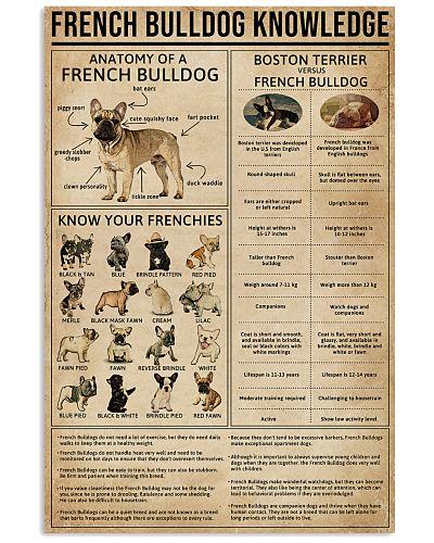 Knowledge French Bulldog