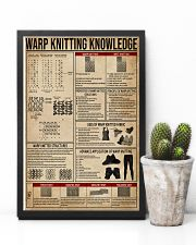 Warp Knitting Knowledge 11x17 Poster lifestyle-poster-8