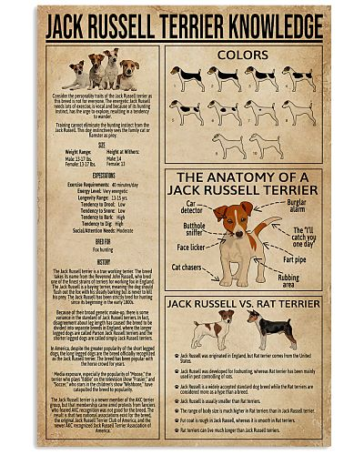 Jack Russell Terrier Knowledge