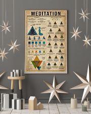 Meditation Yoga 11x17 Poster lifestyle-holiday-poster-1