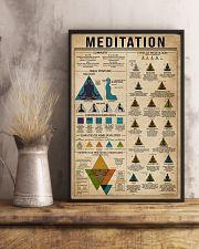 Meditation Yoga 11x17 Poster lifestyle-poster-3