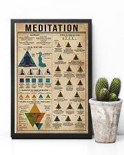 Meditation Yoga 11x17 Poster lifestyle-poster-8