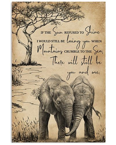 There Will Still Be You And Me Elephant