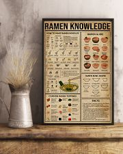 Ramen Knowledge 16x24 Poster lifestyle-poster-3